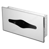 Ideal Standard IOM Tissue Holder; Stainless Steel; Chrome
