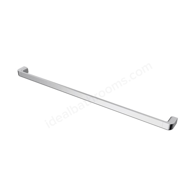 Ideal Standard SOFTMOOD 800mm Single Towel Rail; Chrome