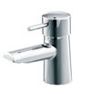 Ideal Standard CONE Basin Mixer Tap; with Pop Up Waste; 1 Tap Hole; Chrome