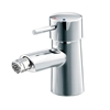 Ideal Standard CONE Bidet Mixer Tap, with Pop Up Waste, 1 Tap Hole, Chrome