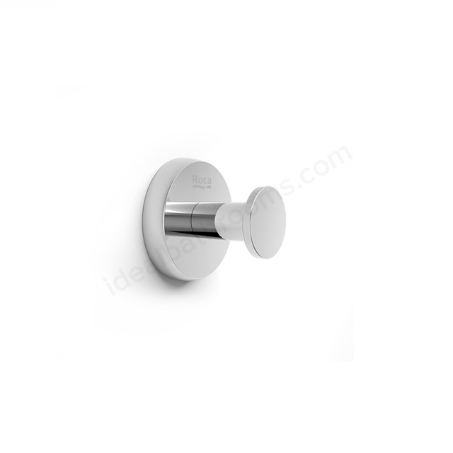 Roca TWIN Robe Hook; Chrome