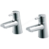 Ideal Standard CONE Bath Taps (Pair), Chrome