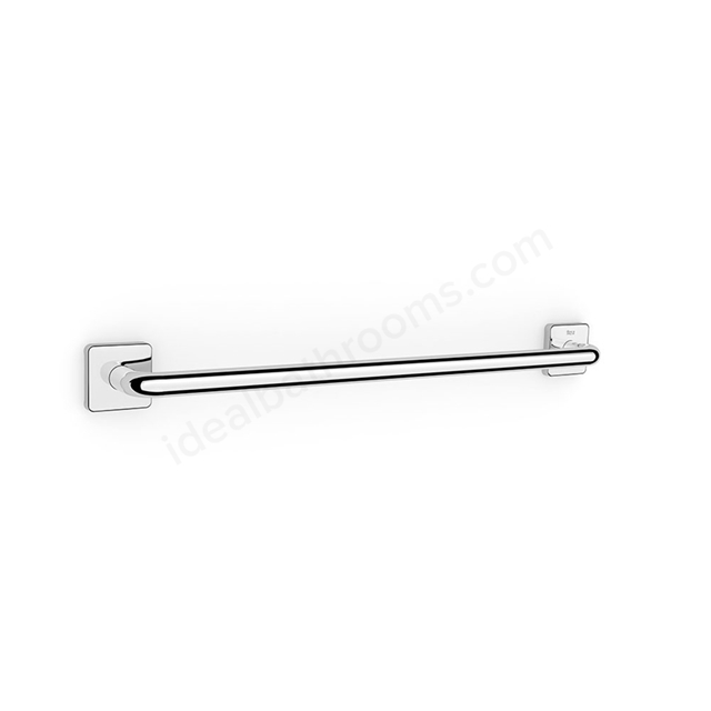 Roca VICTORIA towel Rail 600mm; Chrome