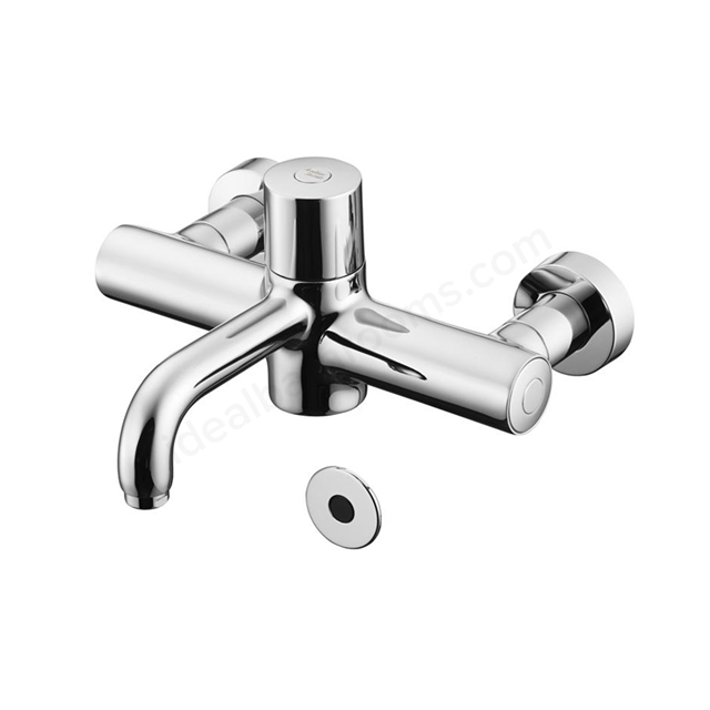 Armitage Shanks MARKWIK Panel Mount Proximity Mixer Tap  & Detachable Spout, Chrome