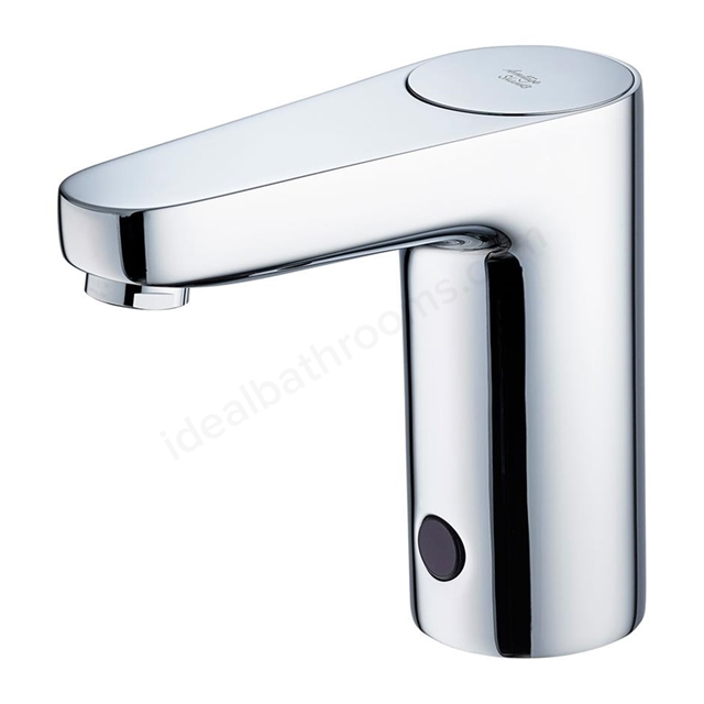 Armitage Shanks SENSORFLOW WAVE Basin Spout Rim Mounted, Mains Powered, Chrome