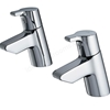 Ideal Standard ACTIVE Bath Taps (Pair), Chrome