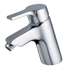 Ideal Standard ACTIVE Bidet Mixer Tap, with Pop Up Waste, 1 Tap Hole, Chrome