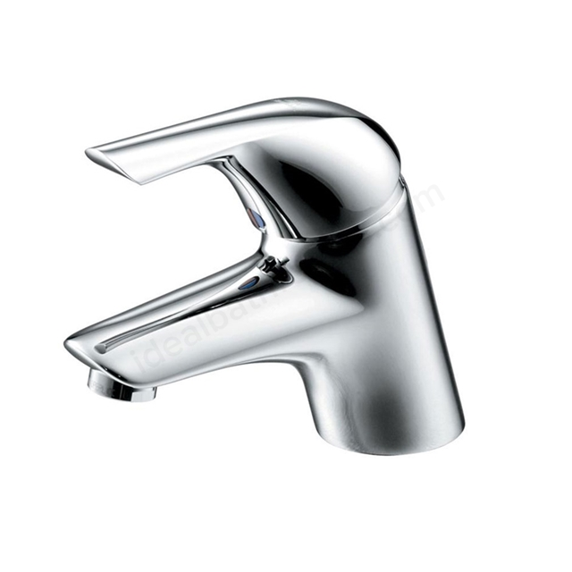 Ideal Standard CERAPLAN Basin Mixer Tap, No Waste, 1 Tap Hole, Chrome