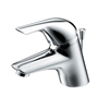 Ideal Standard CERAPLAN Basin Mixer Tap, with Pop Up Waste, 1 Tap Hole, Chrome