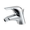 Ideal Standard CERAPLAN Bidet Mixer Tap, with Pop Up Waste, 1 Tap Hole, Chrome
