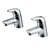 Ideal Standard CERAPLAN Bath Taps (Pair), Chrome