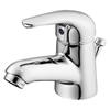 Ideal Standard OPUS Basin Mixer Tap, No Waste, 1 Tap Hole, Chrome