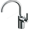Ideal Standard SILVER Basin Mixer Tap; for Vessel Basins; No Waste; 1 Tap Hole; Chrome