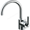 Ideal Standard SILVER Basin Mixer Tap; with Pop Up Waste; 1 Tap Hole; Chrome